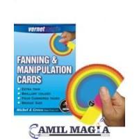 Vernet Manipulation cards by Vernet Magic