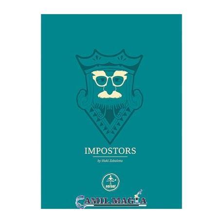 Impostors por Iñaki Zabaletta y Vernet Magic