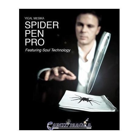 Spider Pen Pro (DVS y Gimmick) por Yigal Mesika