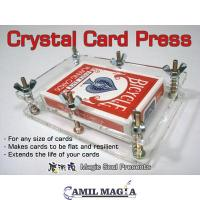 Crystal Card Press