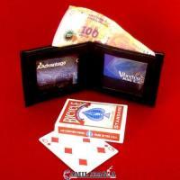 Billetera Bronzini con DVD