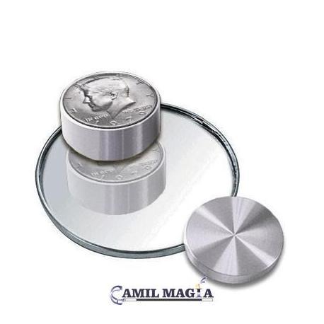 Caja Boston con Retención Medio Dolar Aluminio