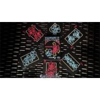 Baraja Disney Neon por JL Card Company