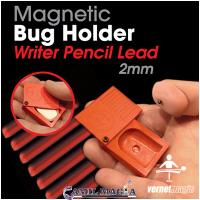 Porta Bug Writer Magnético (Lápiz 2mm) por Vernet Magic