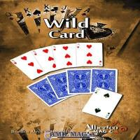 Wild Card (Bicycle) por Alberico Magic