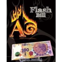 Billete Flash $100 (Eva Peron) por Alberico Magic