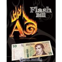 Billete Flash $10 por Alberico Magic