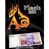 Billete Flash $100 (Roca) por Alberico Magic