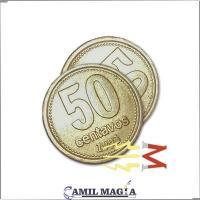 Cascarilla Expandida 50c Magnetizable por Camil Magia