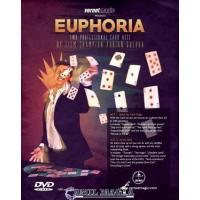 Euphoria por Adrian Guerra y Vernet Magic