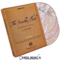 La Mano Invisible (Set 3 DVD) por Vernet Magic
