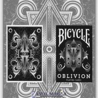 Baraja Oblivion Blanca (Bicicle)
