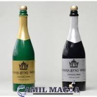 Botella de Champagne de Desaparición