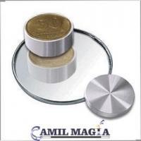 Caja Boston con Retención 50c Aluminio por Camil Magia