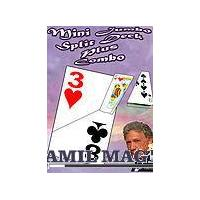 Split Deck Combo (Cartas Semi Jumbo) por Fred Karis