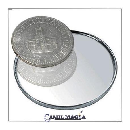 Moneda Doble Dorso 25c por Camil Magia