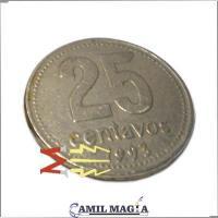 Moneda Magnetizable 25c por Camil Magia