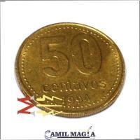 Moneda Magnetizable 50c por Camil Magia