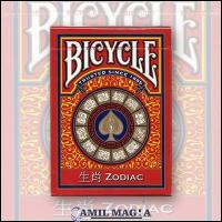 Baraja Zodiaco (Bicycle)
