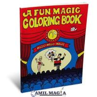 Libro de Colores (Todo Blanco) por Royal Magic