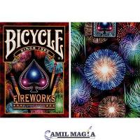 Baraja Fuegos Artificiales Bicycle
