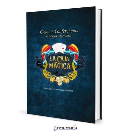 Ciclo de Conferencias de Magos Argentinos (Libro) por La Caja Magica