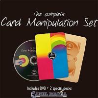Acto Completo de Manipulación con Cartas (Barajas y DVD) por Vernet Magic