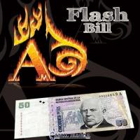 Billete Flash $50 por Alberico Magic