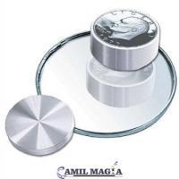 Caja Boston 1 Dolar (Eisenhower) Con Retención Aluminio por Camil Magia