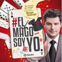 """Libro """"El Mago Soy Yo"""" por George Iglesias"""