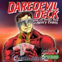 Daredevil Deck Por Henry Enans y Card-Shark