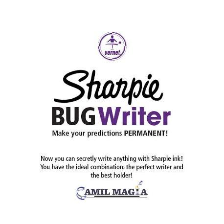 Bug Writer Sharpie Por Venet Magic